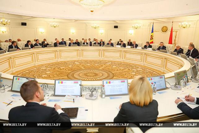 Белорусско-молдавский бизнес-форум проходит в Минске