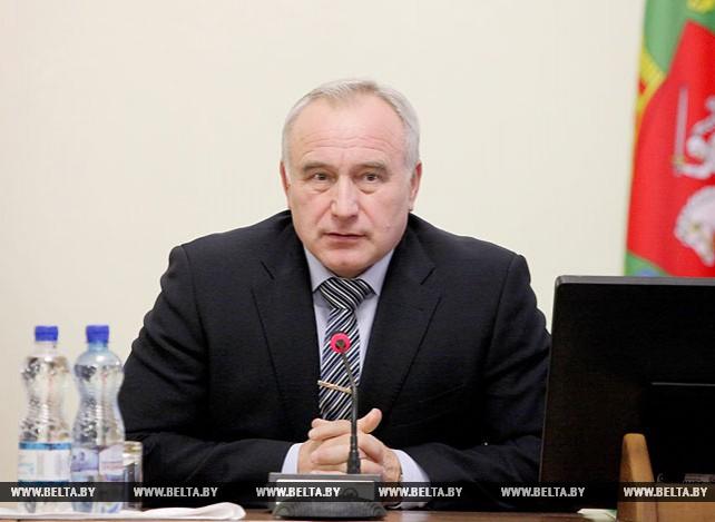 Делегация Витебской области отправилась на II Съезд ученых Беларуси