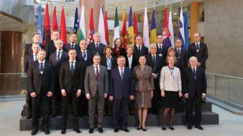 Встреча глав правительств стран ЦЕИ проходит в Минске