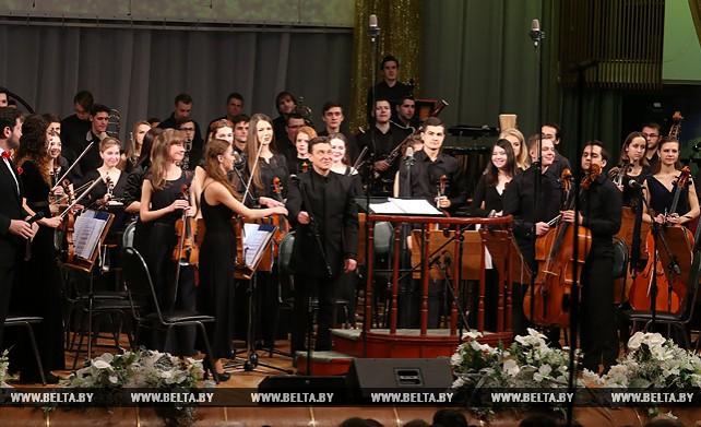 Белорусская академия музыки празднует 85-летие