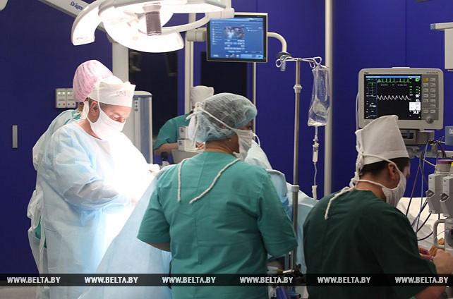 Новый операционный корпус областного онкодиспансера открыт в Могилеве