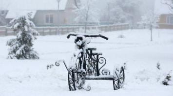 Зима в Гродненском районе