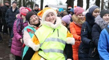 Резиденция Деда Мороза открылась под Витебском