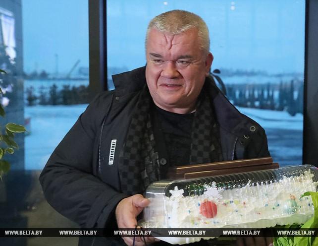 В Национальном аэропорту Минск встретили 4-миллионного пассажира