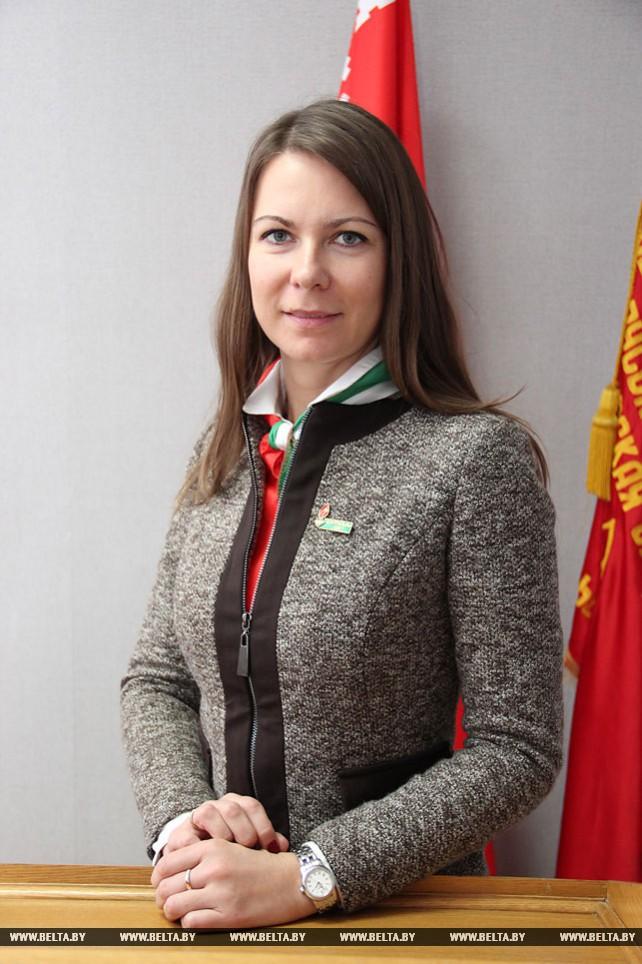 БРПО возглавила Александра Гончарова