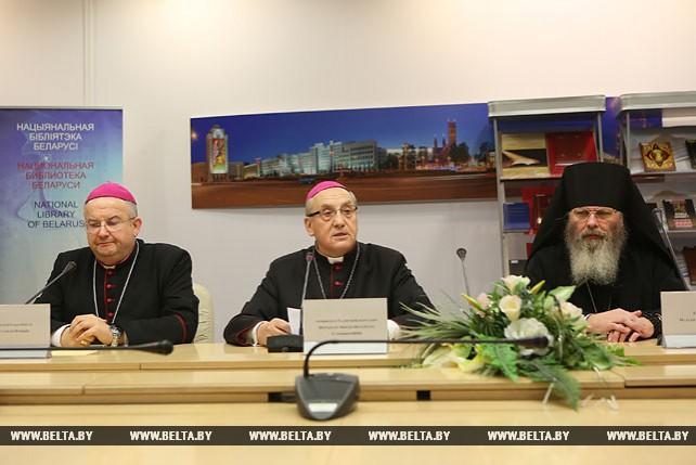 Римско-католическое издание Нового Завета на белорусском языке презентовали в Минске