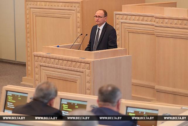 Совет Республики одобрил бюджет фонда социальной защиты населения на 2018 год