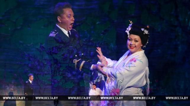 Гала-концерт финалистов IV Минского международного Рождественского конкурса вокалистов