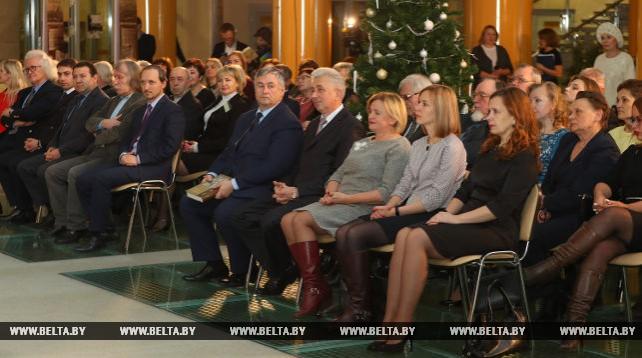 В Национальной библиотеке Беларуси подвели итог юбилейного года книгопечатания