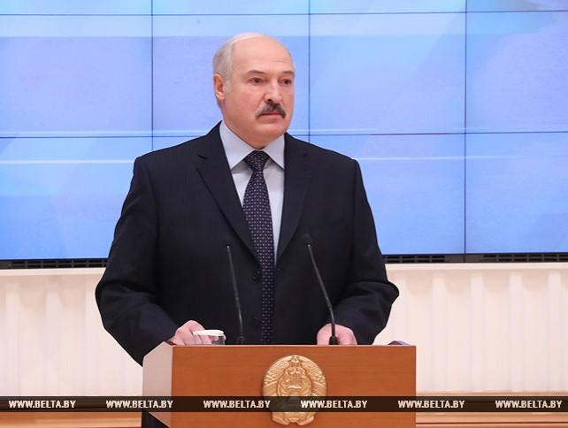 Александр Лукашенко встретился с представителями деловых кругов