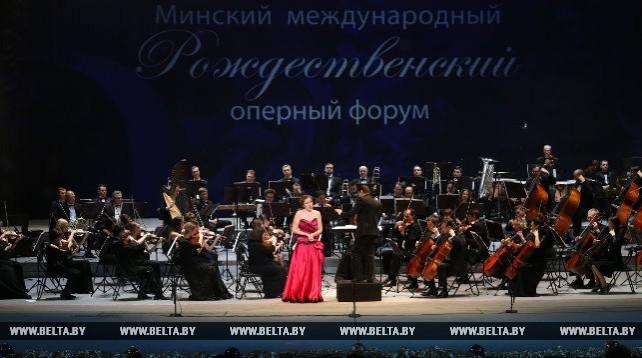 Гала-концерт звезд мировой оперы прошел в Минске