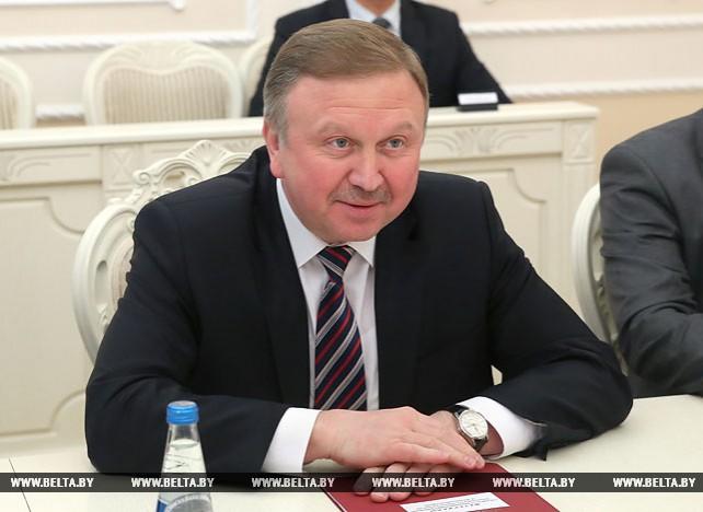 Кобяков встретился с главой Евразийского банка развития