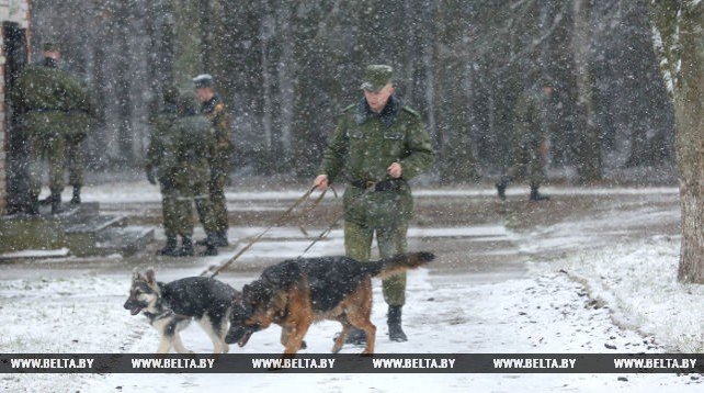Кинологический центр Вооруженных Сил Беларуси