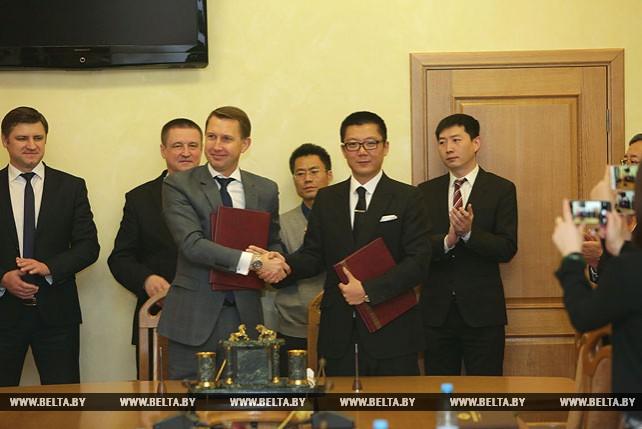 Беларусь заключила контракт с китайской компанией DRex Food Group на поставку говядины и мяса птицы