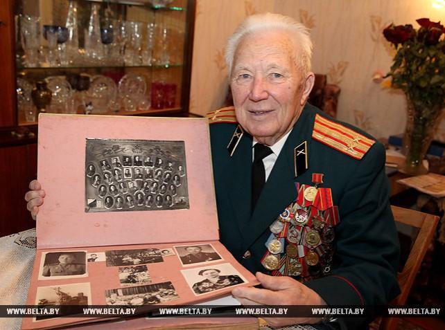 Орденом Почета награжден Николай Янов