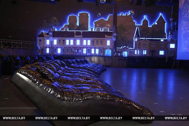 Первый кинотеатр повышенной комфортности начал работу в Гродно