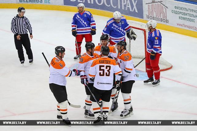 Команда России разгромила сборную Балкан на Рождественском турнире в Минске