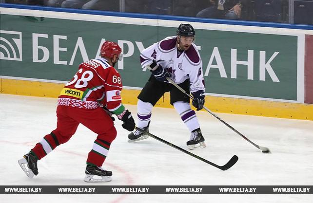 Команда Беларуси одержала победу в матче с ОАЭ на Рождественском турнире