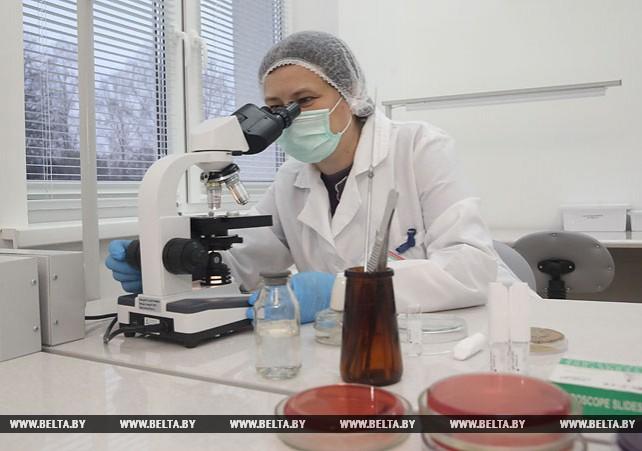 Лаборатория исследований пищевых продуктов открылась в Могилеве