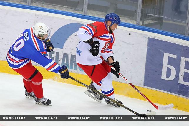 Хоккеисты Чехии встретились со сборной Балкан на Рождественском турнире
