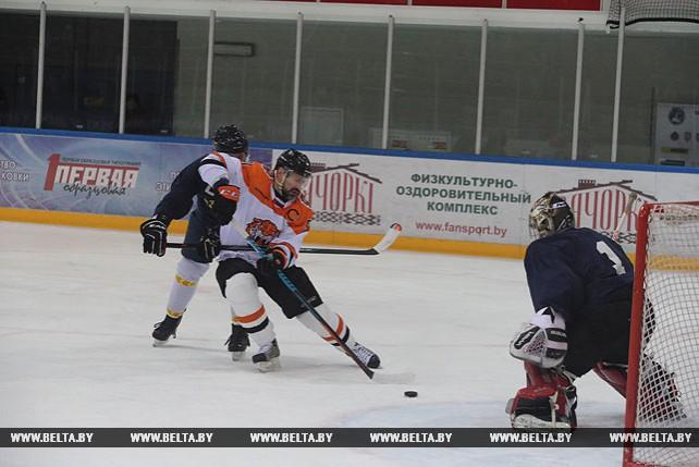 Сборная России уверенно переиграла команду Швеции на Рождественском турнире