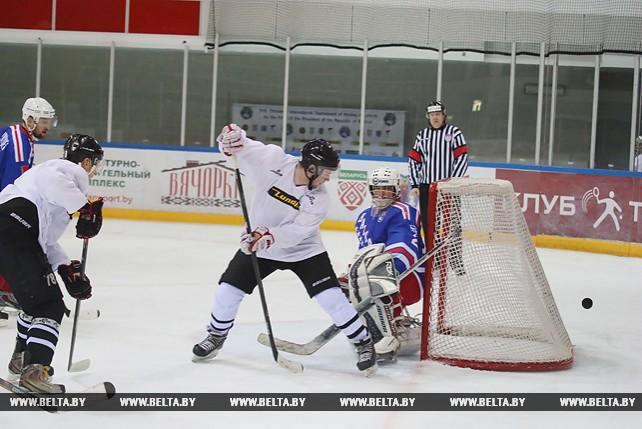 Сборная Балкан встретилась с командой Швеции на Рождественском турнире