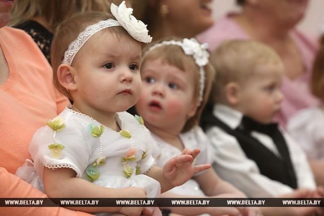 В Гродненской области подарки от Президента вручены детям из специализированных учреждений и школ