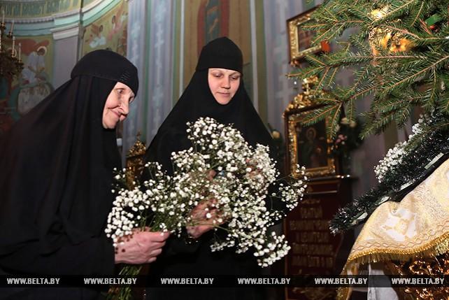 В православных храмах Беларуси готовятся встретить Рождество Христово