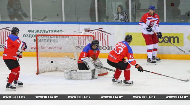Команда России стала финалистом Рождественского турнира