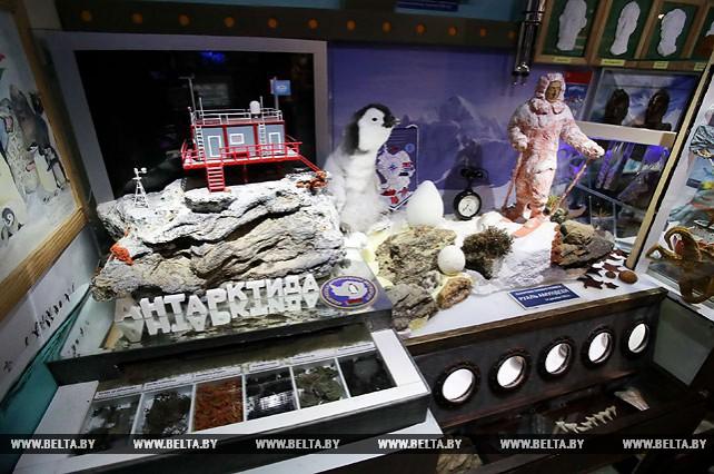 В Минске открылся музей в виде подводной лодки