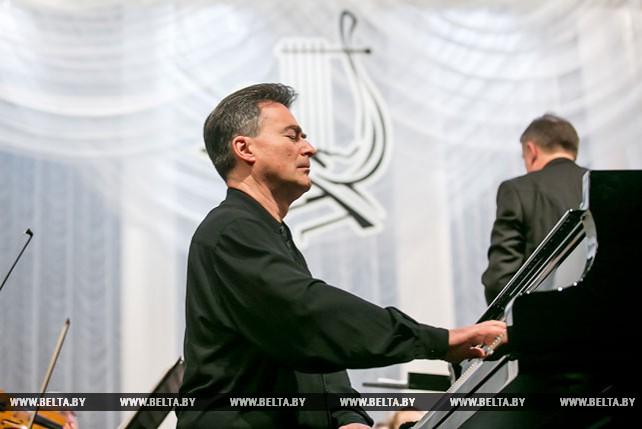 """Фестиваль классической музыки """"Январские музыкальные вечера"""" проходит в Бресте"""