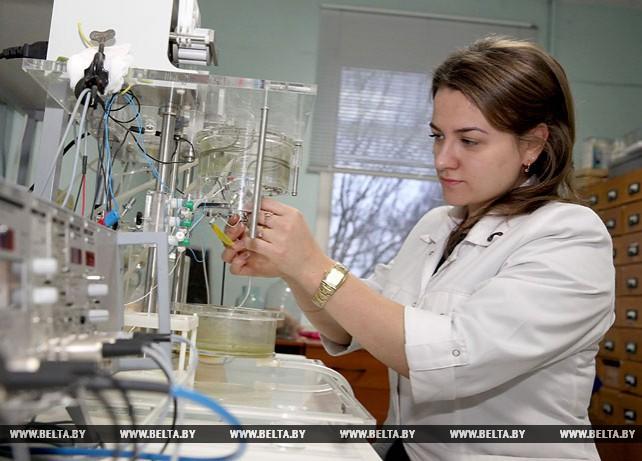 Анна Павлюкевич - стипендиат Президентского фонда