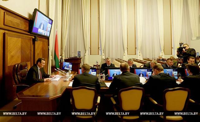 Калинин поручил доработать концепцию развития велодвижения в Беларуси