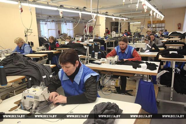 31 рабочее место создано в Краснополье на новом швейном производстве