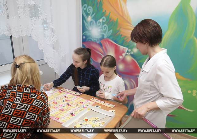 Отделение онкологии и гематологии начало работу после реконструкции в Могилевской детской больнице
