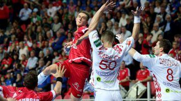Белорусские гандболисты победно стартовали на чемпионате Европы в Хорватии
