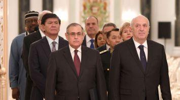 Лукашенко принял верительные грамоты послов 12 государств
