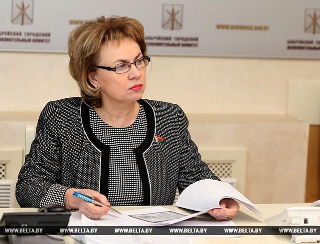 Щеткина провела выездной прием граждан