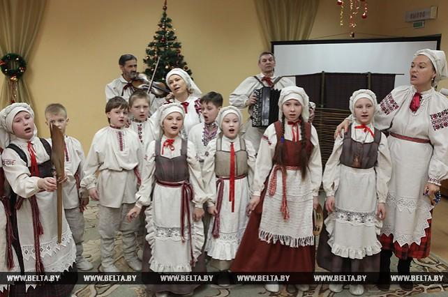 """Фестиваль """"Святло Каляднай зоркі"""" проходит в Гомеле"""