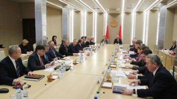 Заседание оргкомитета Форума регионов Беларуси и России прошло в Совете Республики