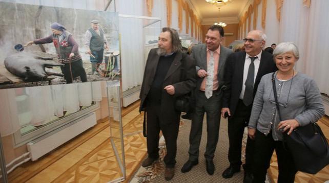 Выставка фотокорреспондента БЕЛТА открылась в Гомеле