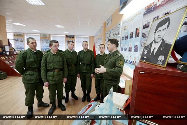 Музей боевой славы имени Владимира Карвата в Барановичах