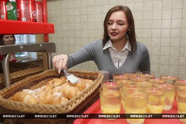 Столовая Гродненского госуниверситета пользуется популярностью не только у студентов