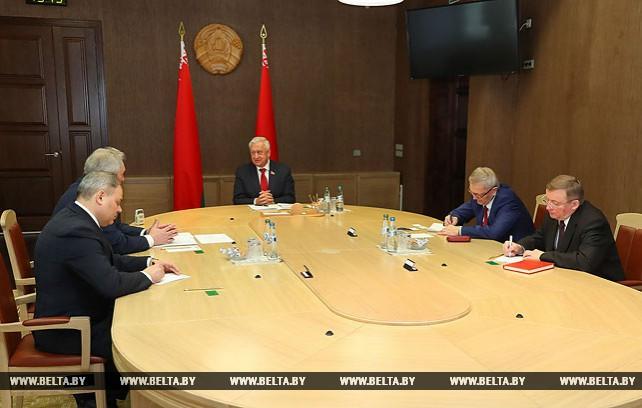 Беларусь положительно оценивает работу Межпарламентской ассамблеи СНГ - Мясникович