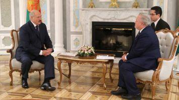 Лукашенко встретился со спецпредставителем ПА ОБСЕ Кентом Харстедом