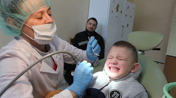 Детское стоматологическое отделение открылось в Гомеле