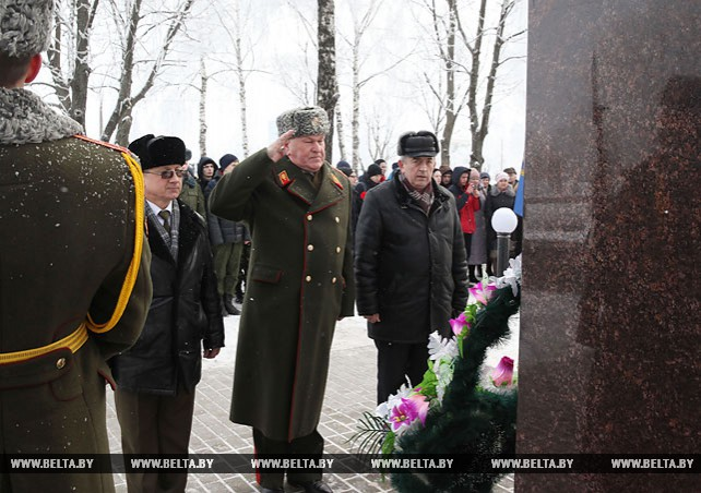 В Могилеве стартовал месячник ДОСААФ оборонно-спортивной и патриотической работы