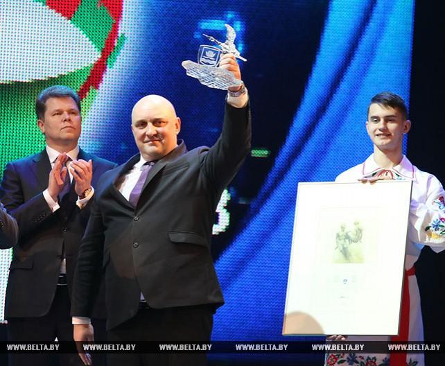 Новополоцк принял эстафету культурной столицы Беларуси