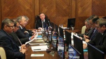 Кобяков выступил на заседании Президиума Совета Министров, где обсуждалась реализация госпрограммы
