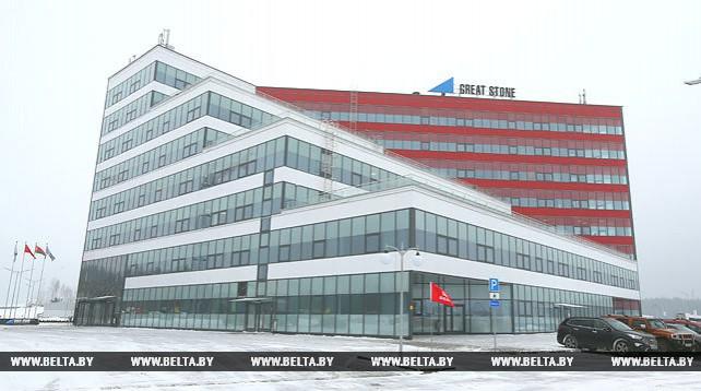 """Управляющая компания """"Великого камня"""" переехала в новое административное здание"""